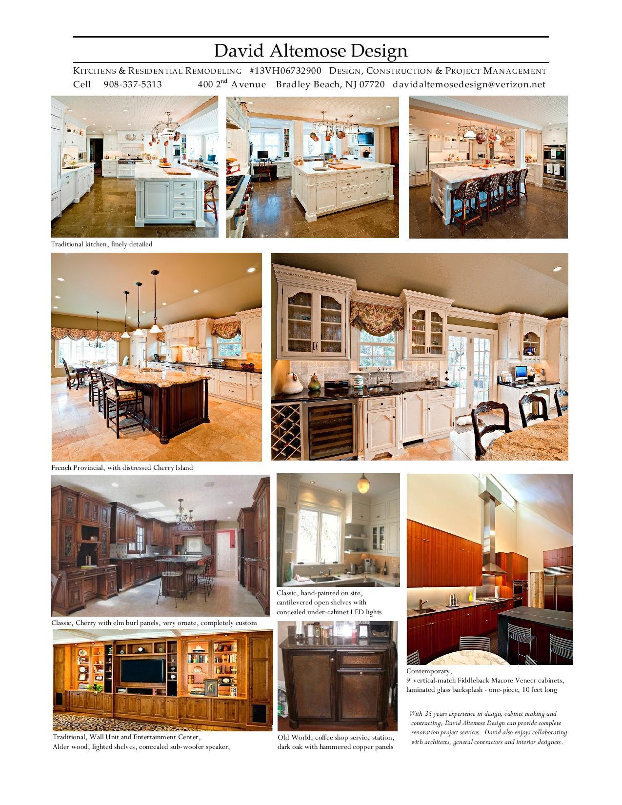 kitchen designers nj. kitchen design nj design build prosnj